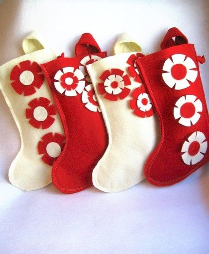 Christmas stockings...these are the best!  #etsy