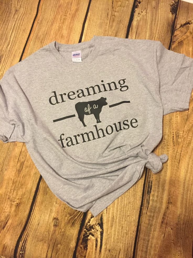 Farmhouse, Farm House, Tees, Farmhouse Tee, T-Shirt, Farmhouse T Shirt, Fixerupper, Fixer Upper by CarriedByGrace on Etsy https://www.etsy.com/listing/498173547/farmhouse-farm-house-tees-farmhouse-tee