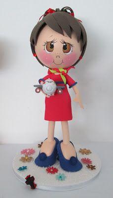 Bonecas da Tânia