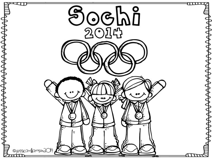 olympic coloring pages - 55 best winterspelen kleurplaten images on pinterest