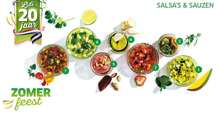 Salsa's en sauzen