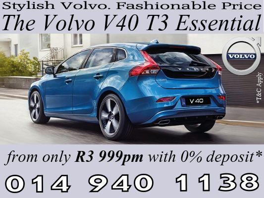 Volvo Special , V40