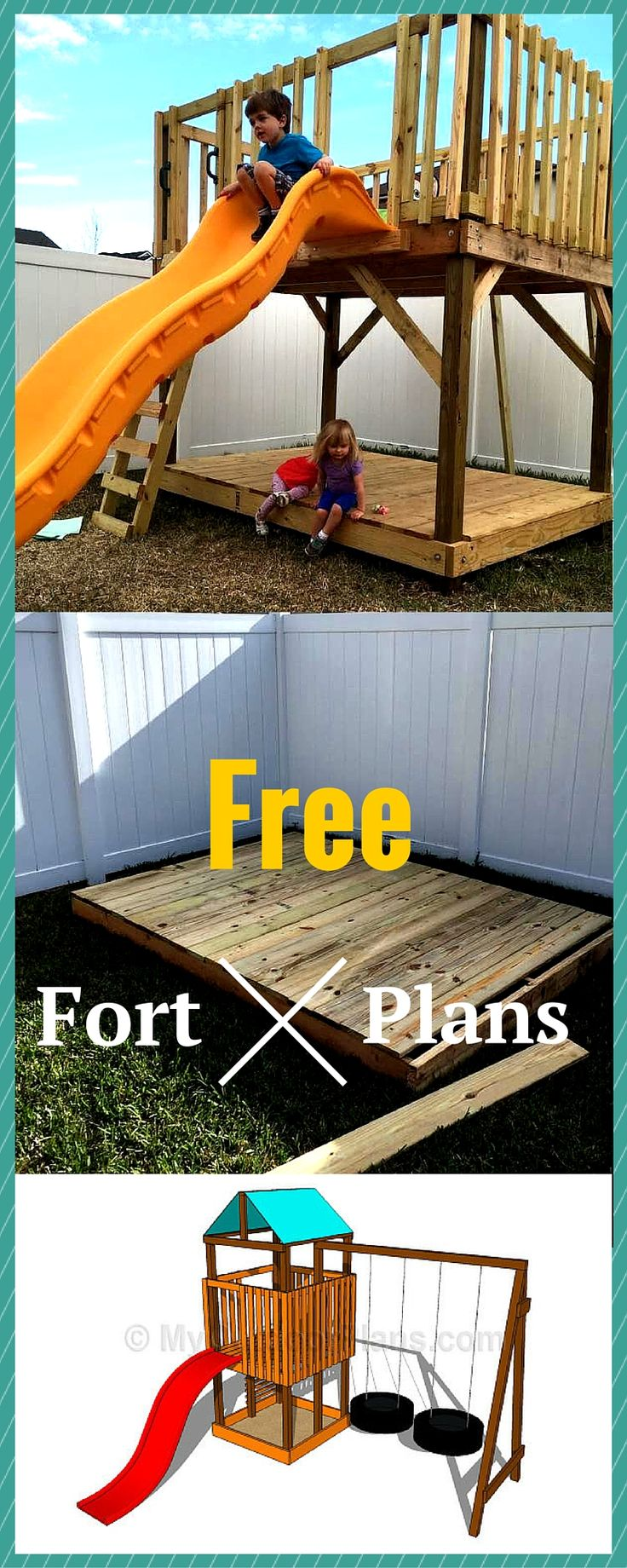 25 best ideas about playhouse plans on pinterest diy playhouse wooden playhouse and wooden - A step by step guide to renovating an apartment ...