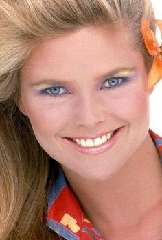 Image result for young christie brinkley