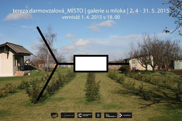 PAF in April / Tereza Darmovzalová / MÍSTO / výstava fotografií / 2. 4 - 30. 5. 2015 / Galerie U Mloka / http://www.pifpaf.cz/cs/exhibitions-april-2015
