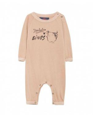 Owl Babies Pyjama - Spain Toasted Linus