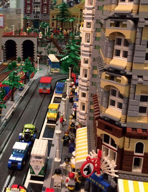 Bricks n Fun LEGO Display, Capalaba