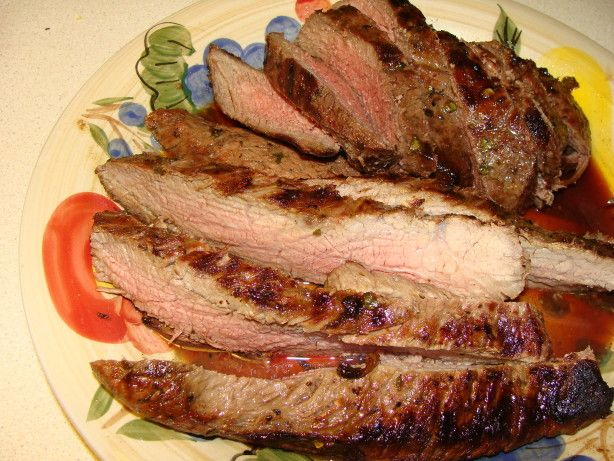 Grilled Tri-Tip Roast With Tequila Marinade Recipe - Food.com