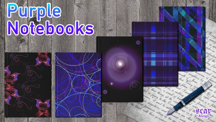 Purple Notebooks / Journals by Scar Design #notebooks #journal #buyjournals #coolgifts #giftsforher #giftsforhim #schoolnotebook #collegenotebook #campus #artistsnotebook #sketchingnotebook #diary #writersnotebook #buyuniquegifts #unique #purple #purplejournal #purplenotebook #purplediary #redbubble #scardesign