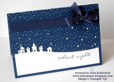 Julie Kettlewell - Stampin Up UK Independent Demonstrator - Order products 24/7: Jingle All The Way Technique Class