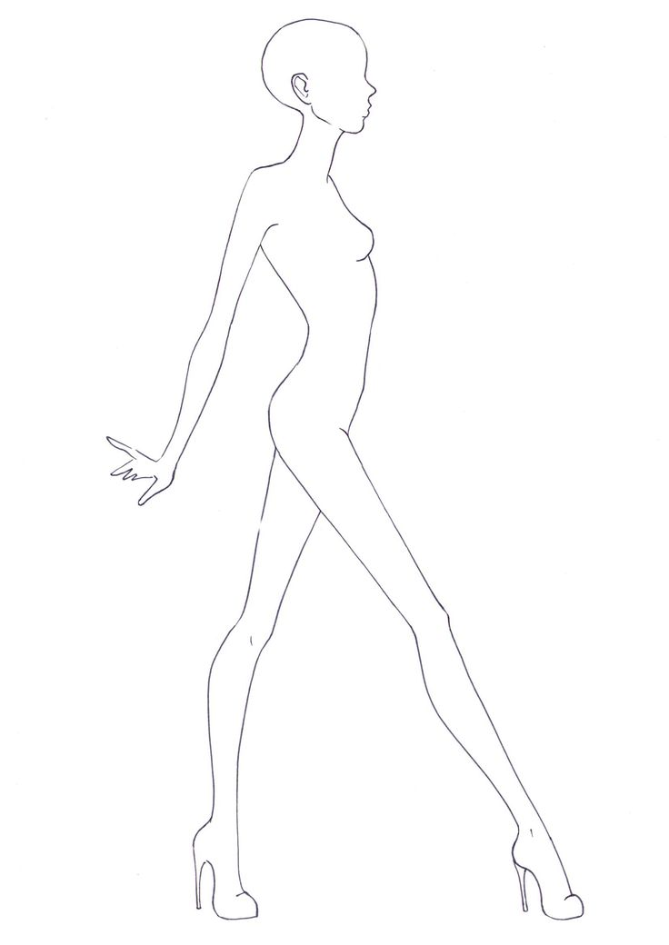 55 best Poses de croquis images on Pinterest Drawing, Drawings - blank fashion design templates