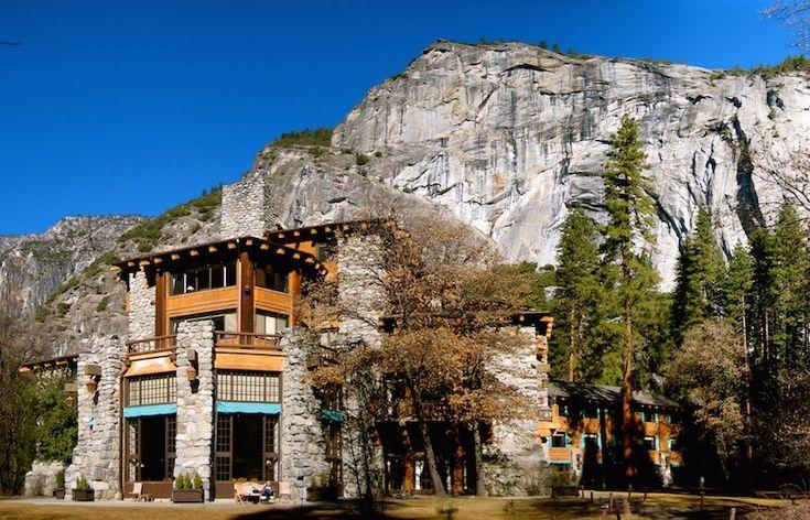 The Ahwahnee, Yosemite