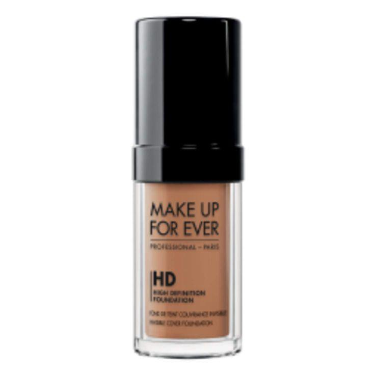 HD Foundation - Foundation – MAKE UP FOR EVER