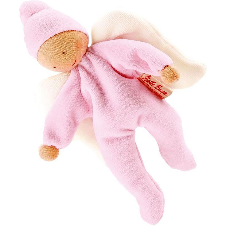 Kathe Kruse Pink Angel Nicki Baby Doll