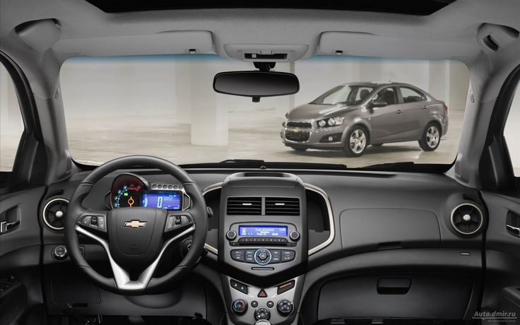 Chevrolet Aveo Dashboard View - Car HD Wallpaper