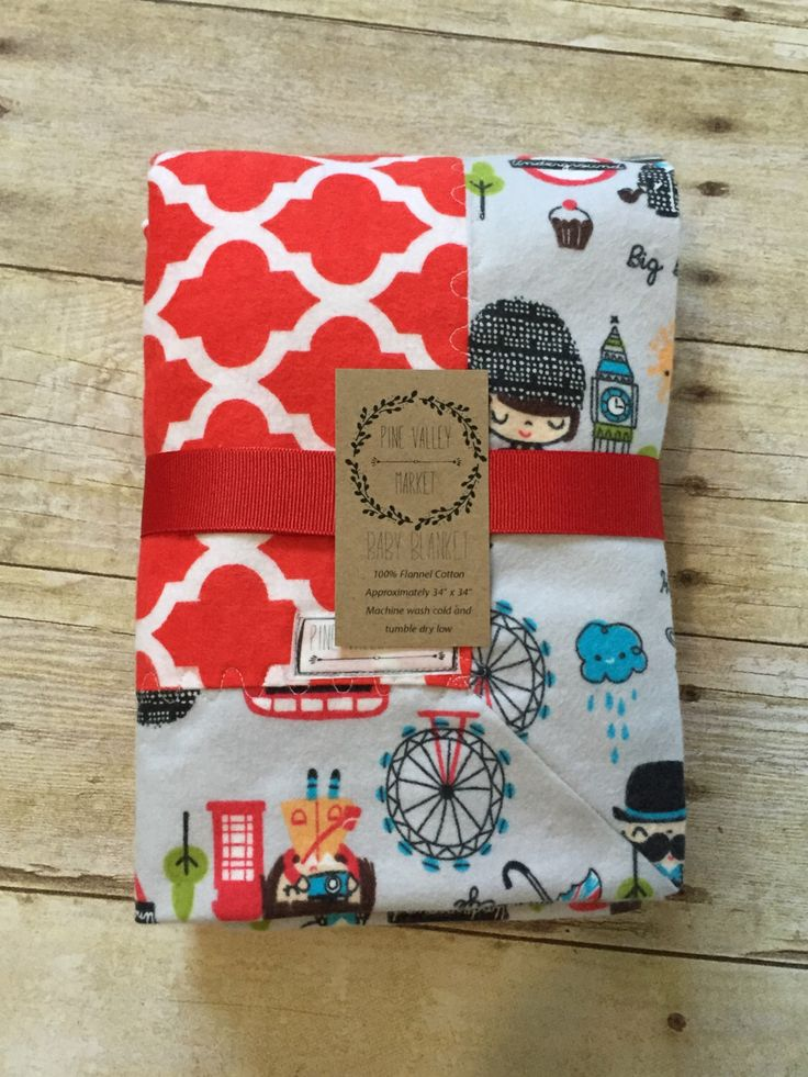 Baby Gift Ideas London : Best ideas about flannel baby blankets on