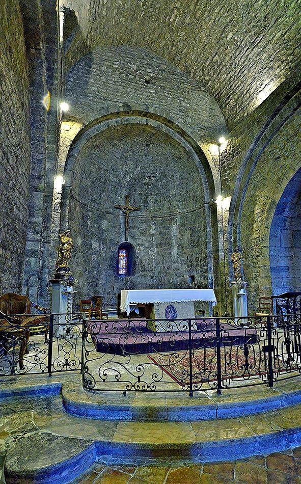 Le Castellet Église de la Configuration ( Var 83