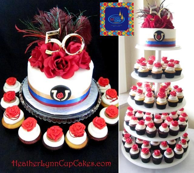 1000+ Ideas About 50th Birthday Cupcakes On Pinterest