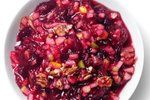 Fresh Cranberry Relish with Pecans