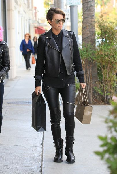 Ruby Rose Shops in Beverly Hills