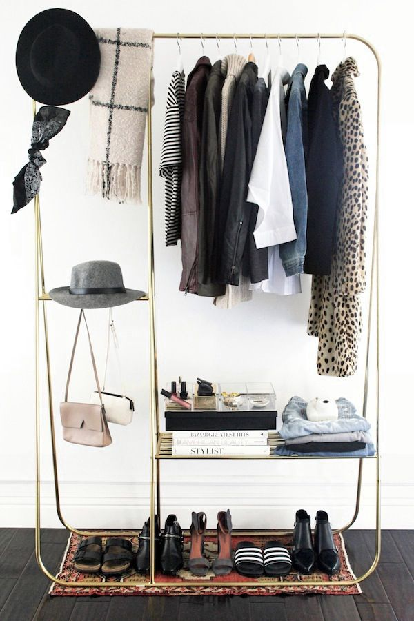 How To Put Together A Stylish Open Closet | Le Fashion | Bloglovin
