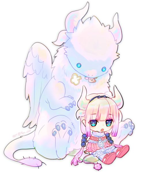 miss dragon maid | Tumblr