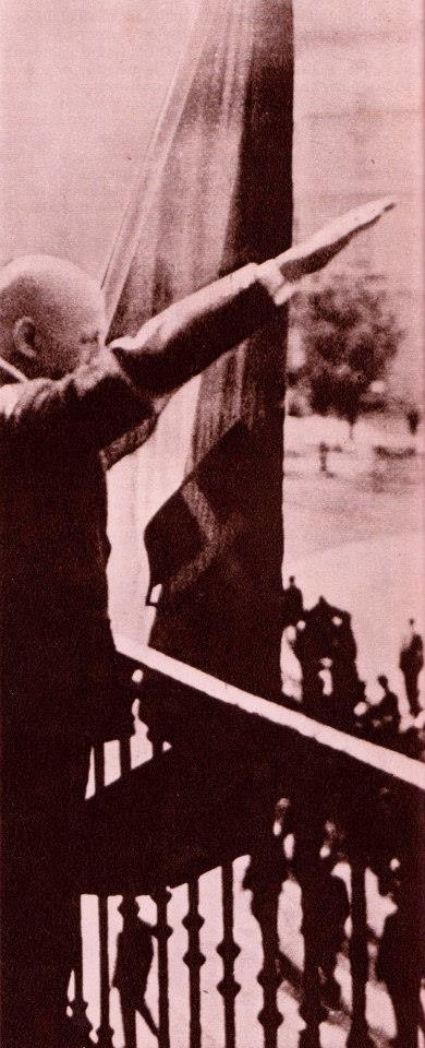 Rijeka / Fiume - 1921. - D'Annunzio