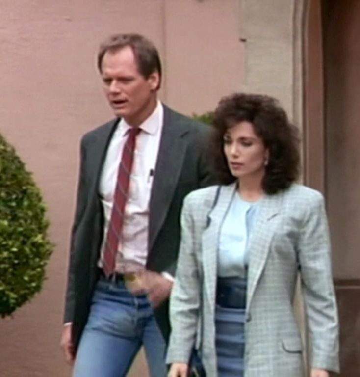 EVERY EPISODE, EVERY SCENE OF HUNTER (FRED DRYER) IN HIS SIGNATURE SKINTIGHT JEANS. SHOWING BIG...