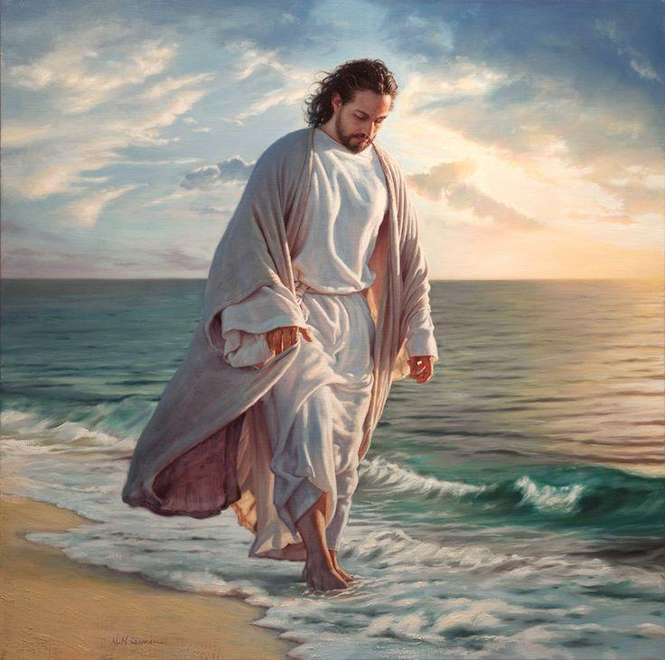 Jésus, Mer de Galilée