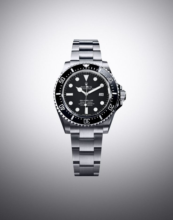 Timeless New Rolex Sea-Dweller 4000