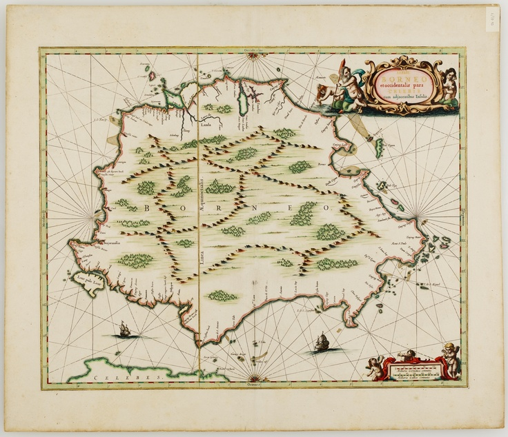 Insula Borneo et occidentalis pars Celebris, cum adjacentibus insulis.  [Amsterdam : Jan Jansson, 1657?]    Find more detailed information about this map:   http://library.sl.nsw.gov.au/record=b2769131    Search the collections of the State Library of New South Wales http://www.sl.nsw.gov.au