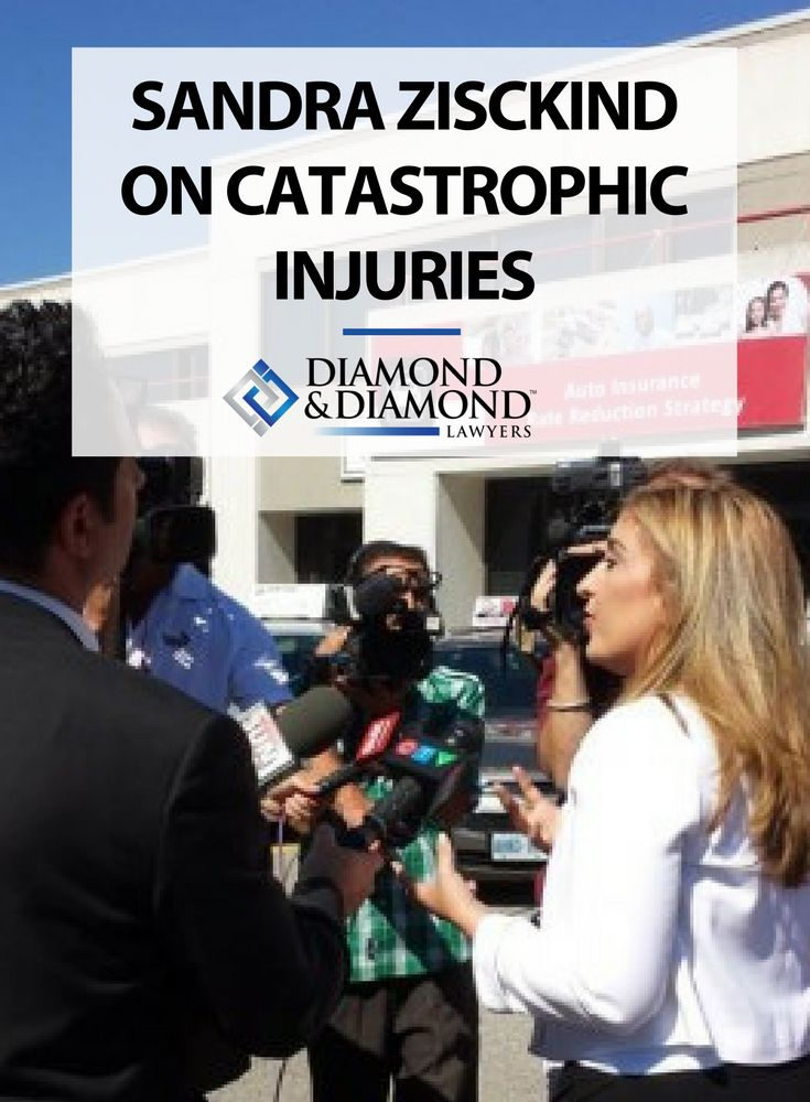 """People often ask us what is a """"catastrophic injury"""" for the purposes of a motor vehicle accident? Catastrophic is a legal definition under the Statutory Accident Benefits Schedule. Read more about it here."""
