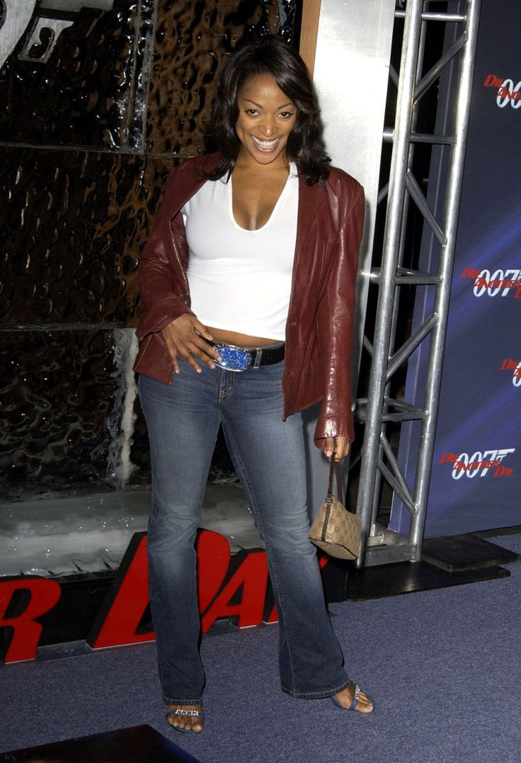 Kellita Smith's Feet