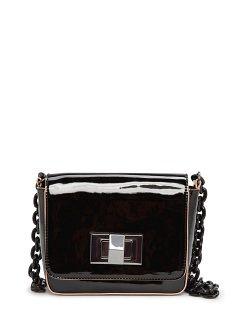 Przewieszana torebka metaliczna - Torebki - kobieta - MANGO