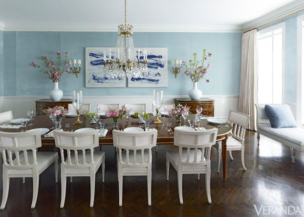 152 Best Dream Dining Rooms Images On Pinterest | House Tours, Veranda  Magazine And Fine Dining