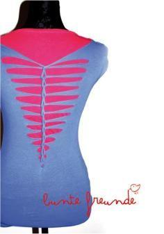 DIY Tutorial: Diy T-shirt Cutting, Weaving & Braiding! - Bead