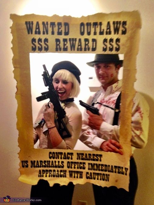 Bonnie & Clyde Costume | Dress up, Diy costumes and ...