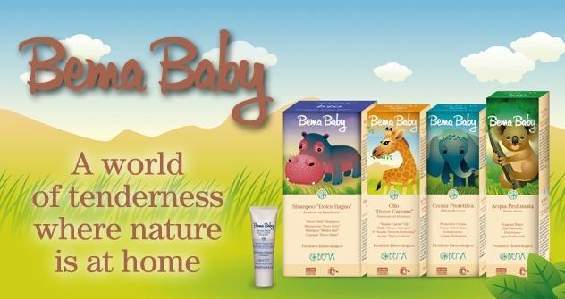 BEMA COSMETICI Bema Baby Range