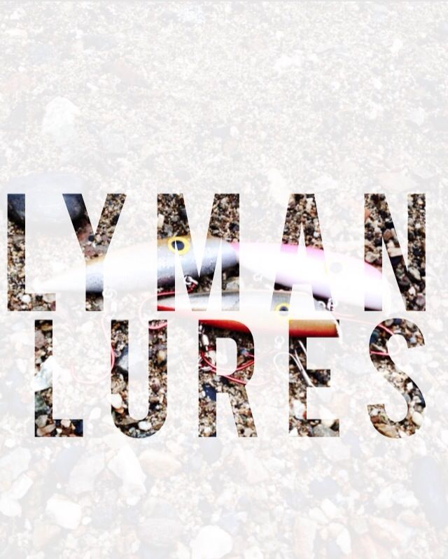 Lyman lures hand crafted plugs