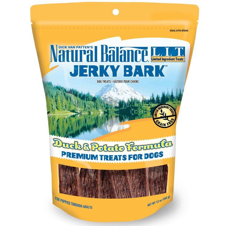 Natural Balance L.I.T. Limited Ingredient Treats Jerky