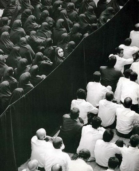 One silent gaze: The Women, Fervor, Shirin Neshat, Inspiration, B W, Black White, Design Art, Photography, Shirinneshat