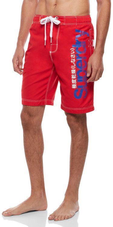 Superdry Logo Board Shorts
