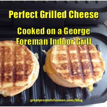how to cook grilled cheese on a electric grill