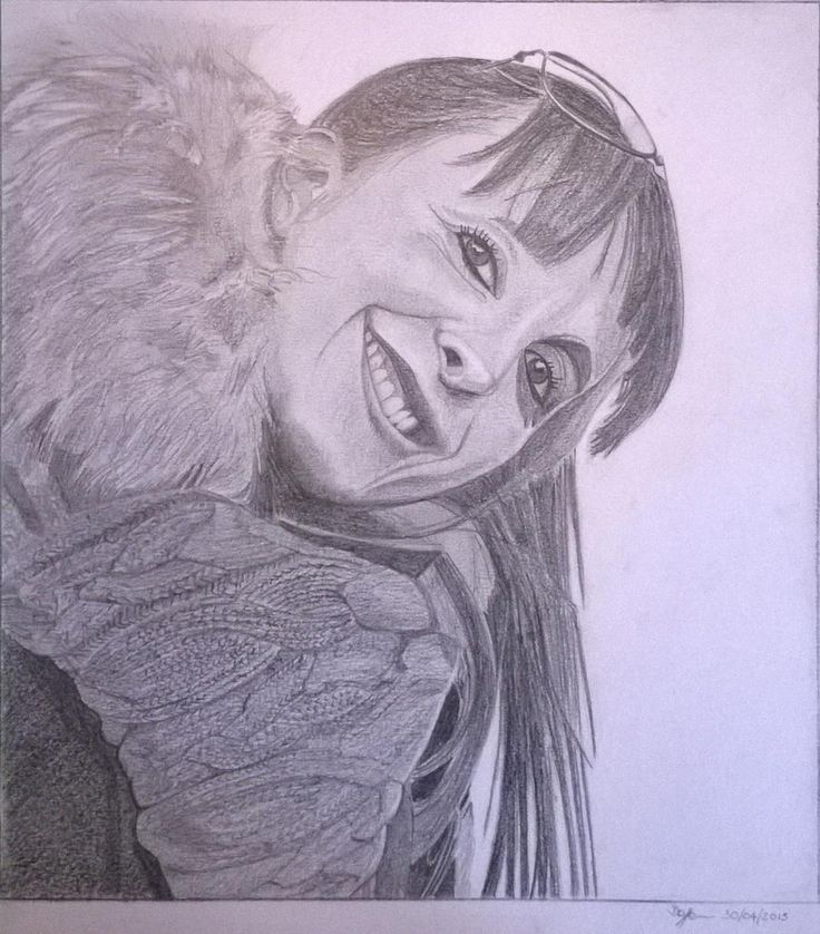 my last portrait. #art # drawing # pencil