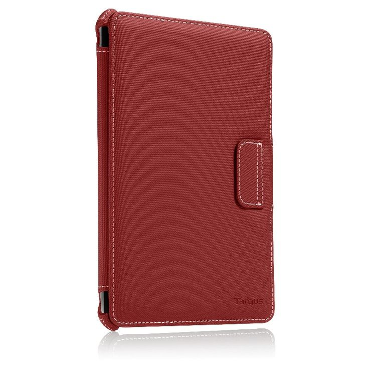 Targus Vuscape Case & Stand For Apple iPad Mini Red