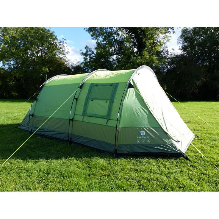 The Abberley tent from OLPRO in three colours green. Short poles and lightweight make it perfect for cyclists and bikers.  sc 1 st  Pinterest & Best 25+ Tunnel tent ideas on Pinterest | 20 person tent 10 ...