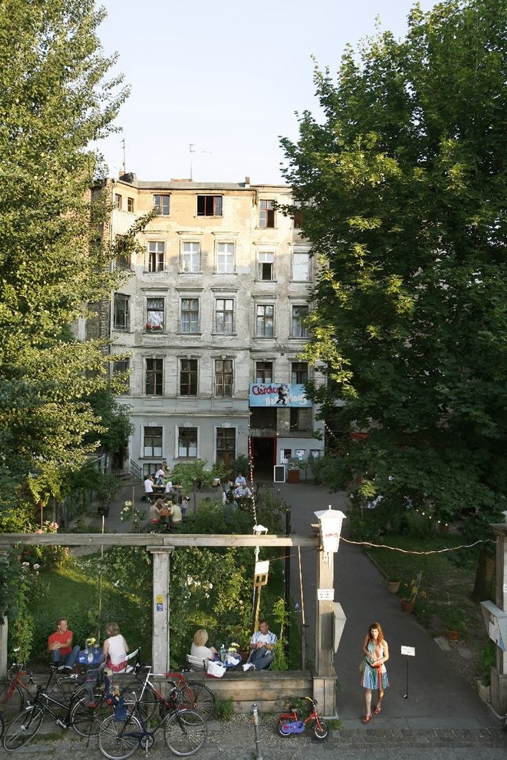 Grand old Berlin ballroom, Clärchens Ballhaus shows no signs of slowing down
