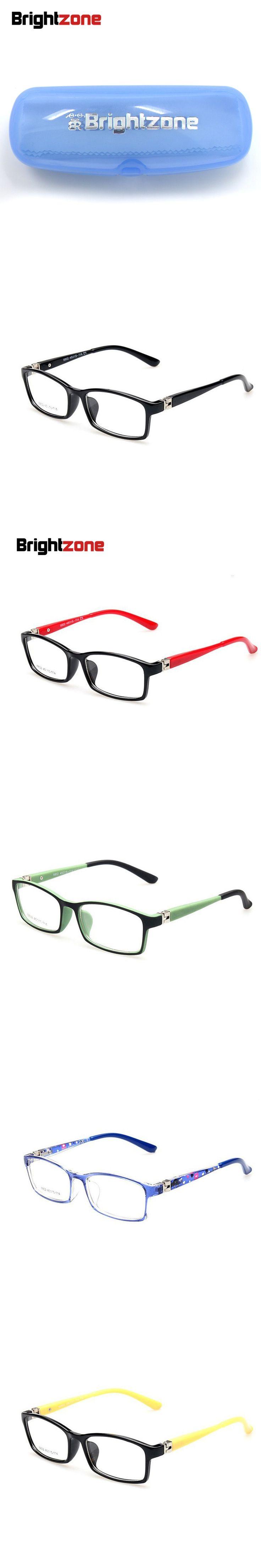 Fashion Children Eyeglasses Warm Color Kids Cool Glasses Frames Optical Frame Brand Designer For Boys And Girls Bend Quality