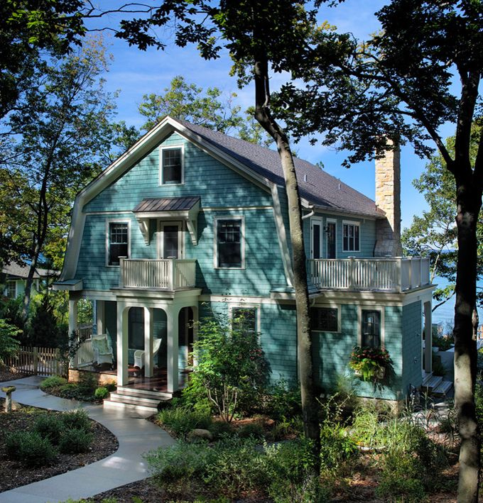 46 best exterior paint schemes images on pinterest on lake cottage colors id=77827