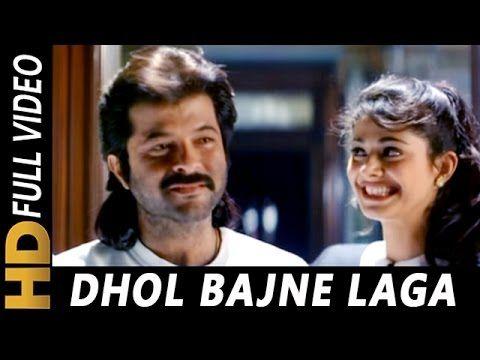 Tare Hai Barati Chandni Hai Barat | Kumar Sanu, Jaspinder Narula | Virasat 1997 Songs | Anil Kapoor - YouTube